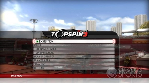 Top Spin 3 Screenshot #94 for Xbox 360