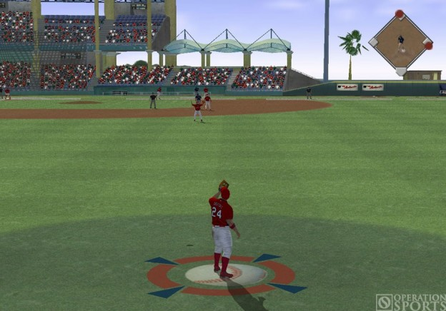 MLB '07: The Show Screenshot #3 for PS3