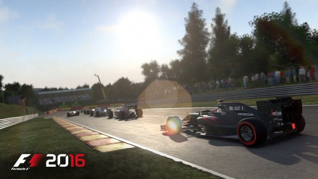 F1 2016 Screenshot #22 for PS4