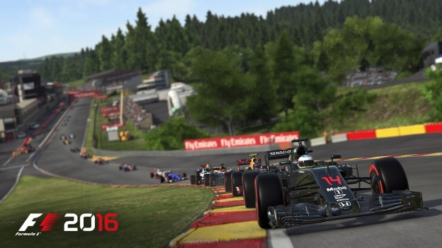 F1 2016 Screenshot #23 for PS4