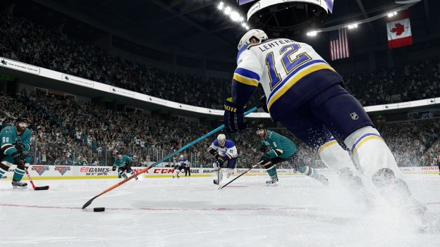 NHL 17 Screenshot #160 for PS4
