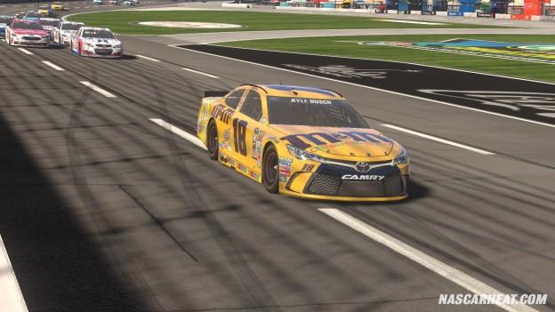 NASCAR Heat Evolution Screenshot #29 for PS4