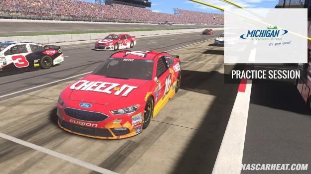 NASCAR Heat Evolution Screenshot #30 for PS4