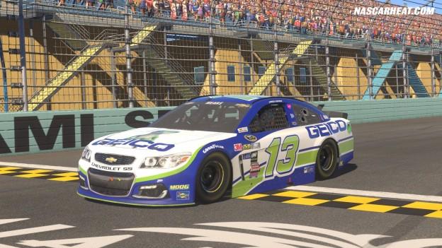 NASCAR Heat Evolution Screenshot #33 for PS4