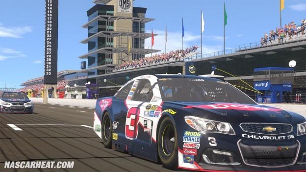 NASCAR Heat Evolution Screenshot #34 for PS4