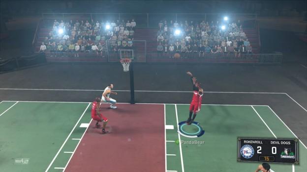 NBA 2K17 Screenshot #377 for PS4