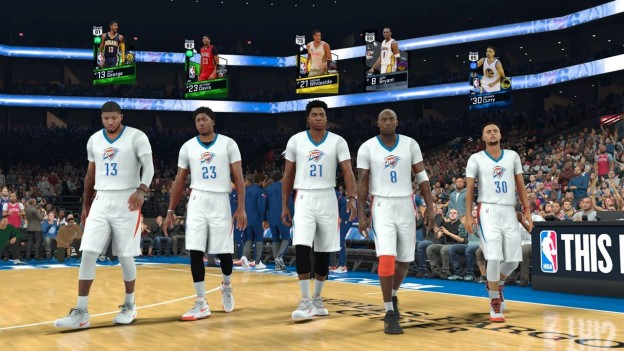 NBA 2K17 Screenshot #383 for PS4