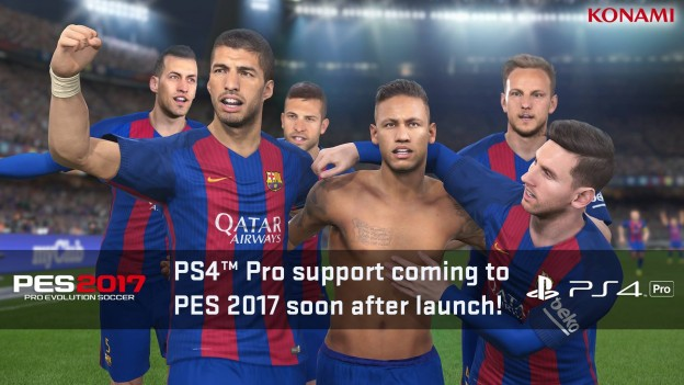 PES 2017 Screenshot #63 for PS4