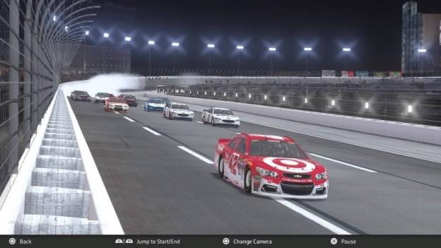 NASCAR Heat Evolution Screenshot #36 for PS4