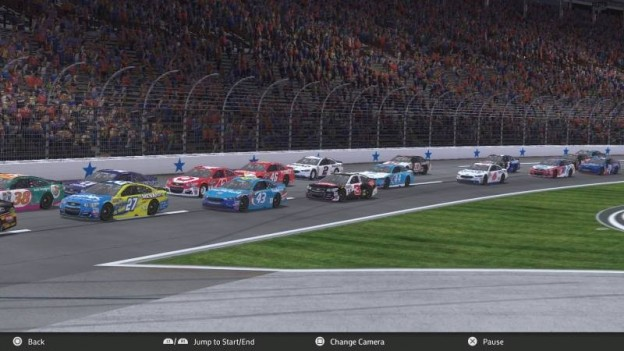 NASCAR Heat Evolution Screenshot #37 for PS4