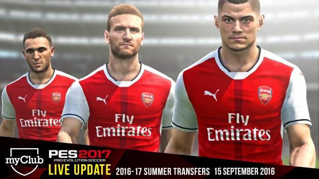 PES 2017 Screenshot #65 for PS4
