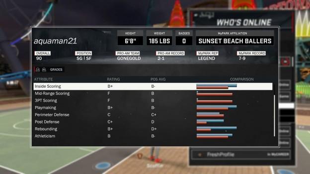 NBA 2K17 Screenshot #413 for PS4