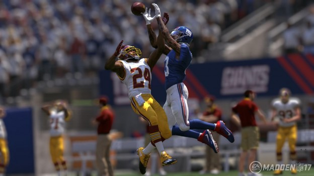 Madden NFL 17 Screenshot #386 for PS4