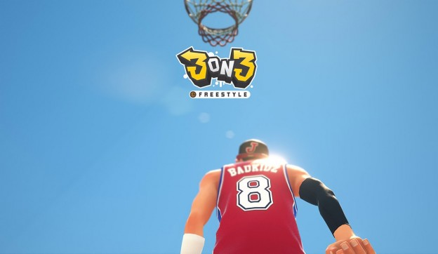 3on3 FreeStyle Screenshot #1 for PS4