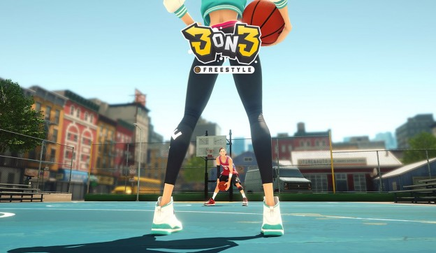 3on3 FreeStyle Screenshot #3 for PS4