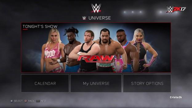 WWE 2K17 Screenshot #22 for PS4