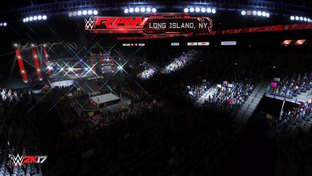 WWE 2K17 Screenshot #25 for PS4