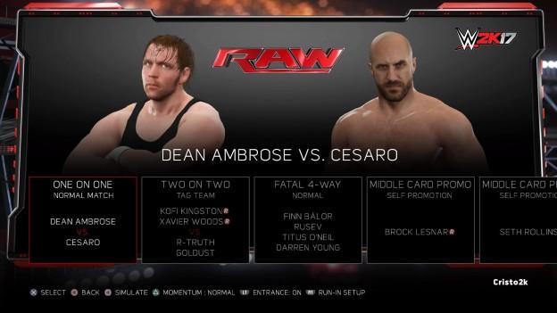 WWE 2K17 Screenshot #26 for PS4
