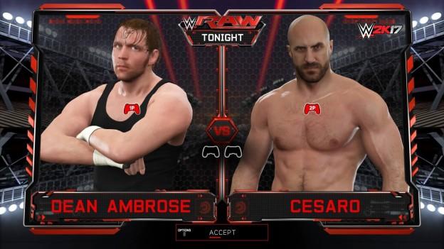 WWE 2K17 Screenshot #27 for PS4