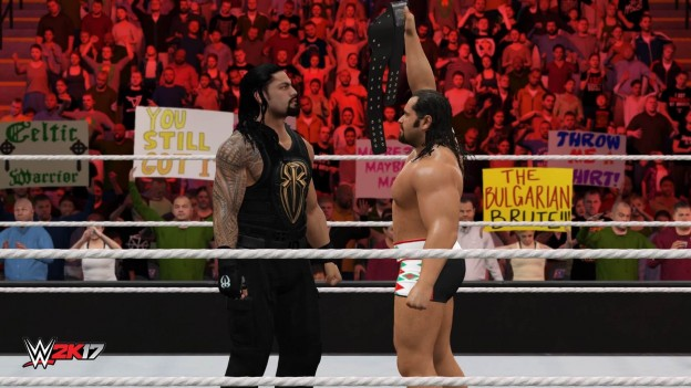 WWE 2K17 Screenshot #28 for PS4