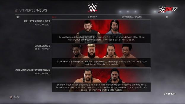 WWE 2K17 Screenshot #32 for PS4