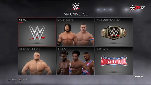 WWE 2K17 Screenshot #35 for PS4