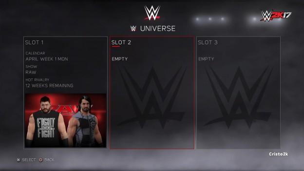 WWE 2K17 Screenshot #40 for PS4