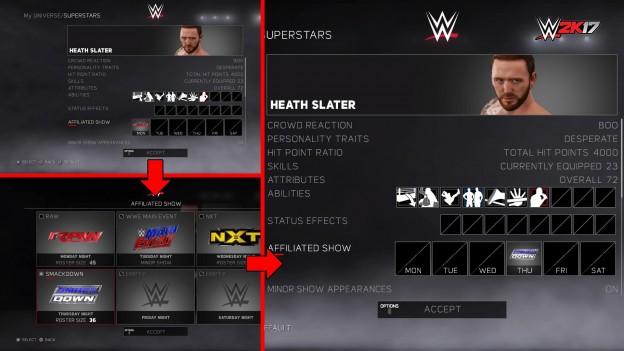 WWE 2K17 Screenshot #41 for PS4