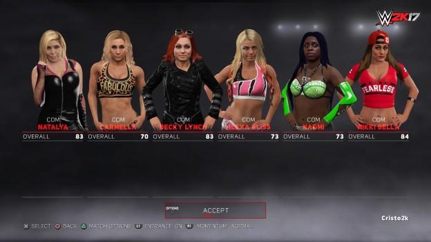 WWE 2K17 Screenshot #45 for PS4