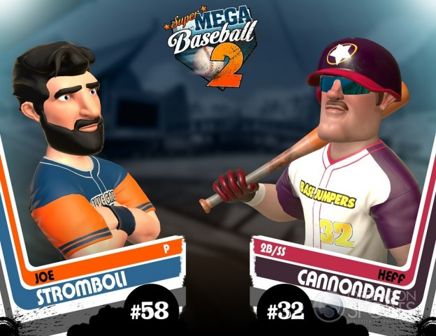 Super Mega Baseball 2 Screenshot #3 for Xbox One
