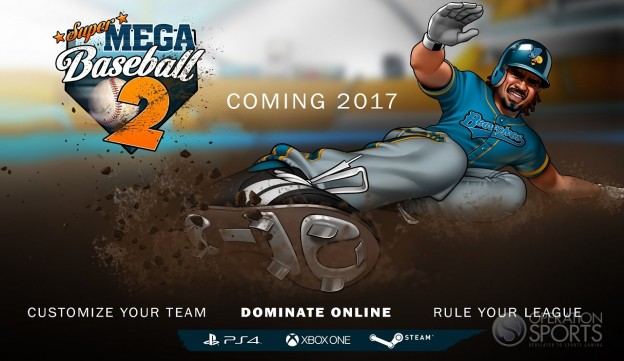 Super Mega Baseball 2 Screenshot #6 for Xbox One