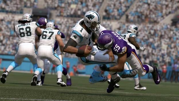 Madden NFL 17 Screenshot #388 for PS4
