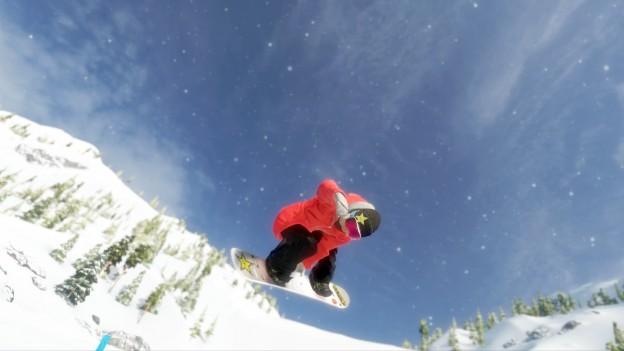 Mark McMorris Infinite Air Screenshot #3 for PS4