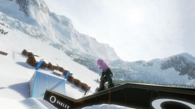 Mark McMorris Infinite Air Screenshot #4 for PS4