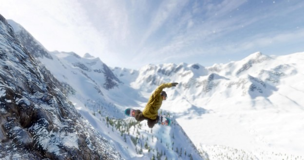 Mark McMorris Infinite Air Screenshot #5 for PS4