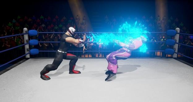 CHIKARA: Action Arcade Wrestling Screenshot #1 for PC