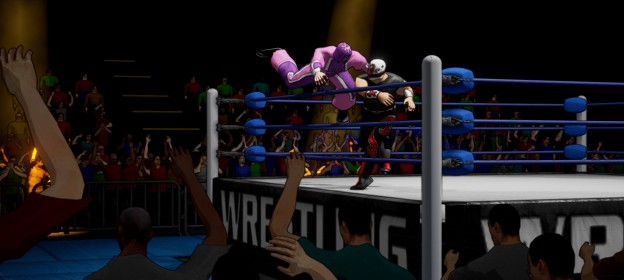 CHIKARA: Action Arcade Wrestling Screenshot #2 for PC