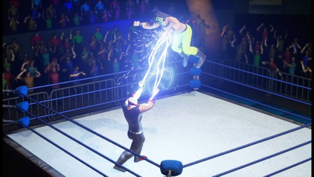 CHIKARA: Action Arcade Wrestling Screenshot #6 for PC