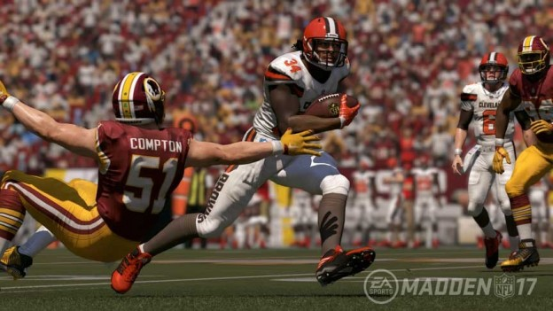 Madden NFL 17 Screenshot #396 for PS4