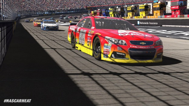 NASCAR Heat Evolution Screenshot #40 for PS4