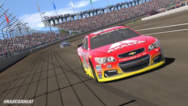 NASCAR Heat Evolution Screenshot #42 for PS4