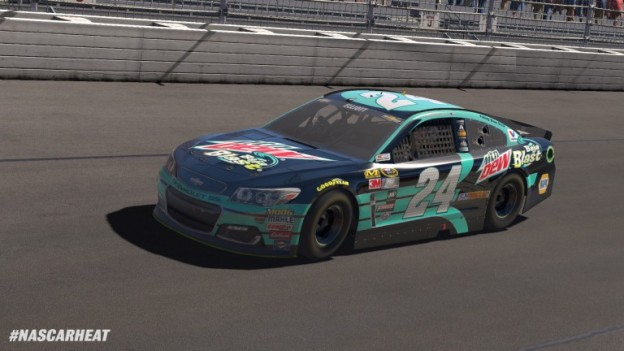 NASCAR Heat Evolution Screenshot #43 for PS4