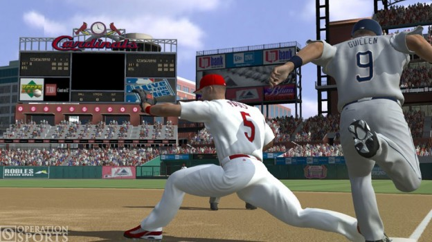 MLB '07: The Show Screenshot #7 for PS3