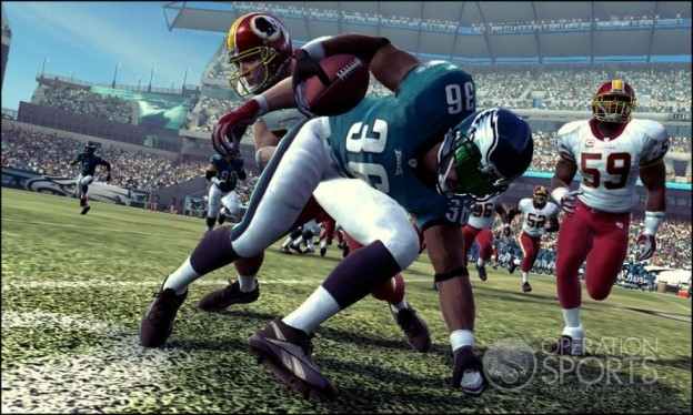 Madden NFL 09 Screenshot #12 for Xbox 360