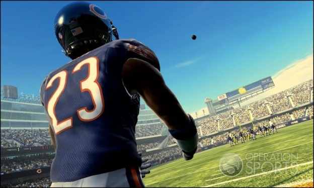 Madden NFL 09 Screenshot #13 for Xbox 360