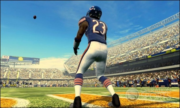 Madden NFL 09 Screenshot #14 for Xbox 360