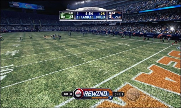 Madden NFL 09 Screenshot #15 for Xbox 360