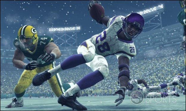 Madden NFL 09 Screenshot #16 for Xbox 360