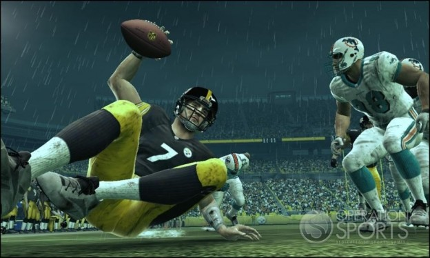 Madden NFL 09 Screenshot #17 for Xbox 360