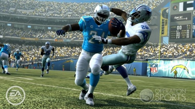 Madden NFL 09 Screenshot #18 for Xbox 360